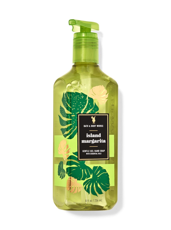 Island Margarita Gentle Gel Hand Soap