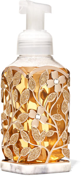 Dogwood Flower Gentle Foaming Soap Holder