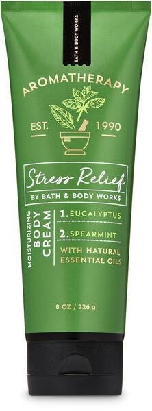 Eucalyptus Spearmint Body Cream