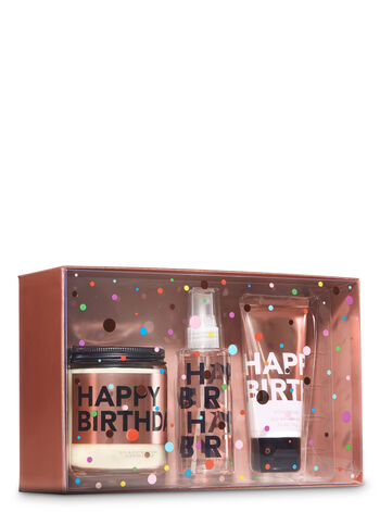 Happy Birthday Celebrate! Gift Set
