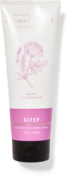 Rose Lavender Body Cream