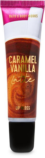 Vanilla Caramel Latte Shimmer Lip Gloss