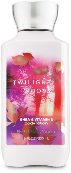 Twilight Woods Body Lotion