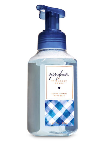 Gingham Gentle Foaming Hand Soap