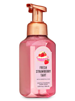 Fresh Strawberry Tart Gentle Foaming Hand Soap