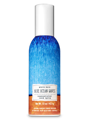 Blue Ocean Waves Concentrated Room Spray - Bath And Body Works
