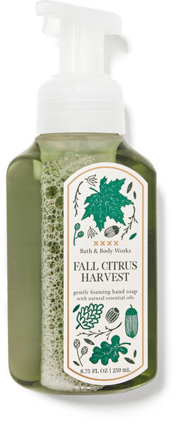 Fall Citrus Harvest Gentle Foaming Hand Soap