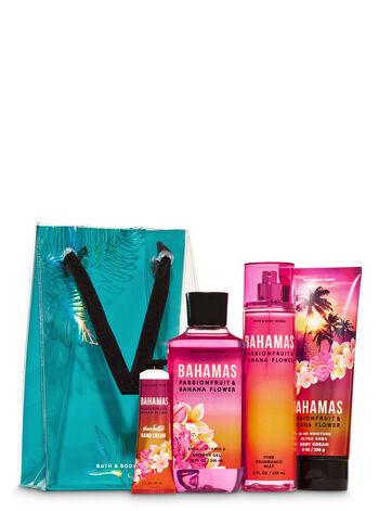 Bahamas Passionfruit & Banana Flower Gift Set - Bath And Body Works
