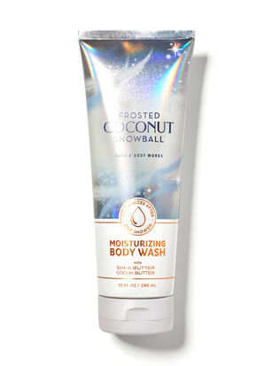 Frosted Coconut Snowball Moisturizing Body Wash