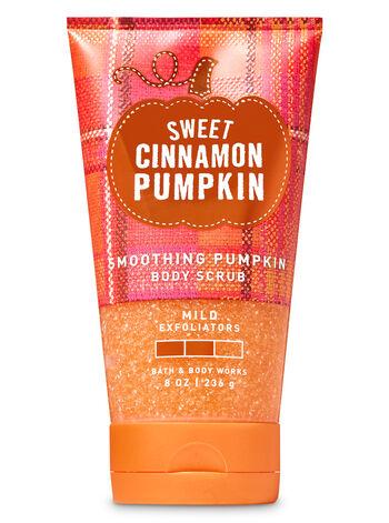 Sweet Cinnamon Pumpkin Smoothing Pumpkin Body Scrub - Bath And Body Works