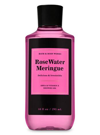Rose Water Meringue Shower Gel - Bath And Body Works