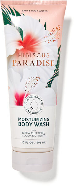 Hibiscus Paradise Moisturizing Body Wash
