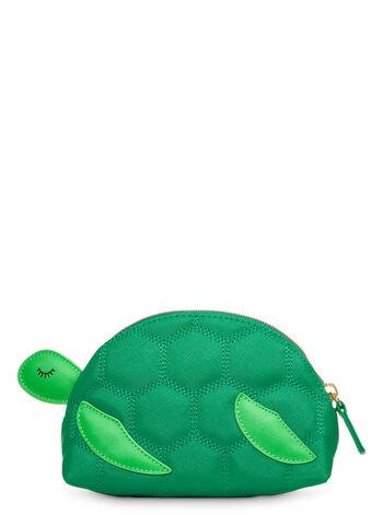 Pretty as a Peach Mini Turtle Cosmetic Bag Gift Set