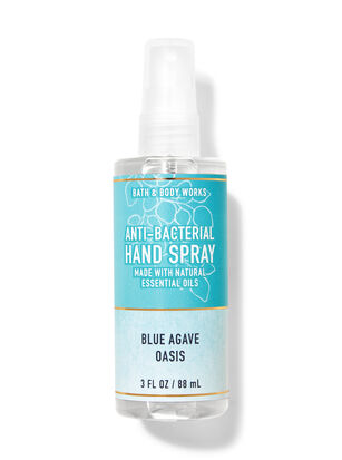 Blue Agave Oasis Hand Sanitizer Spray