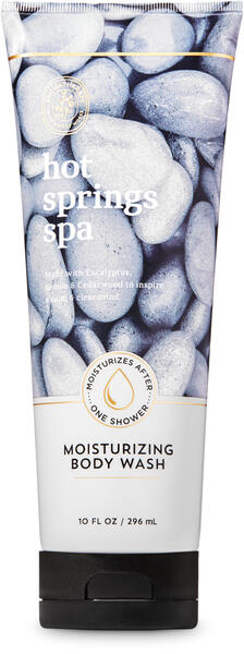 Hot Springs Spa Moisturizing Body Wash