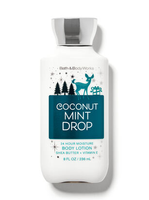 Coconut Mint Drop Super Smooth Body Lotion
