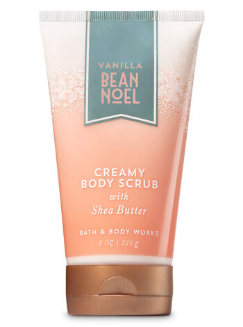 Signature Collection Vanilla Bean Noel Creamy Body Scrub - Bath And Body Works