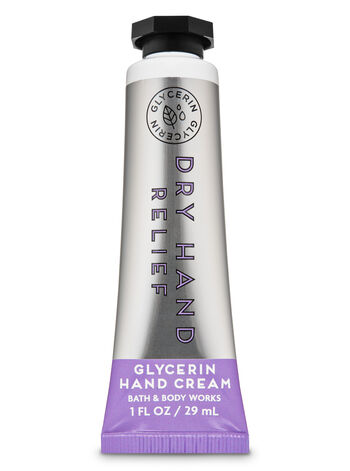 Dry Hand Relief Hand Cream - Bath And Body Works