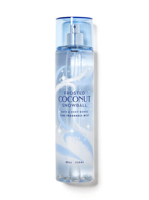 Frosted Coconut Snowball Fine Fragrance Mist