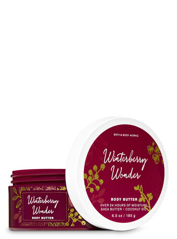 Winterberry Wonder Body Butter - Bath And Body Works