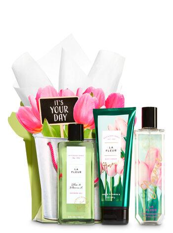 La Fleur Tulips Trio Gift Kit