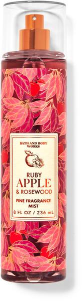 Ruby Apple & Rosewood Fine Fragrance Mist