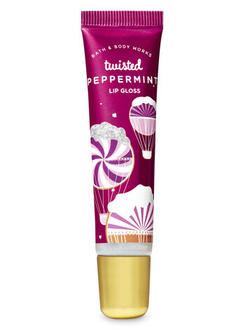 Twisted Peppermint Lip Gloss - Bath And Body Works