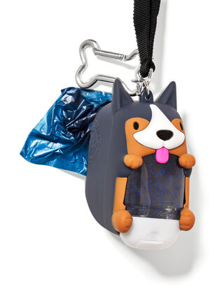 German Shepherd Doggie Bag & PocketBac Holder