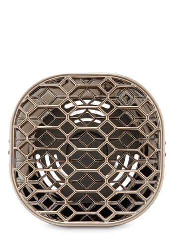 Geometric Vent Clip Car Fragrance Holder