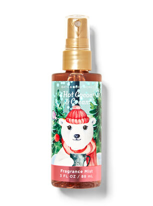 Hot Cocoa & Cream Travel Size Fine Fragrance Mist