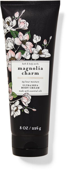 Magnolia Charm Ultra Shea Body Cream