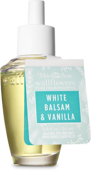 White Balsam & Vanilla Wallflowers Fragrance Refill