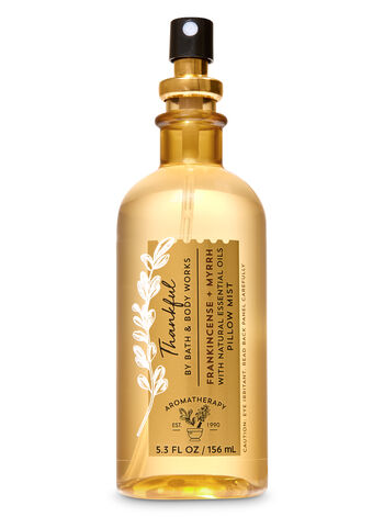 Aromatherapy Frankincense Myrrh Pillow Mist - Bath And Body Works