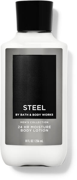 Steel Body Lotion