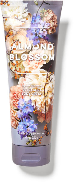 Almond Blossom Ultra Shea Body Cream
