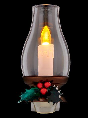 Holiday Candle Nightlight Wallflowers Fragrance Plug