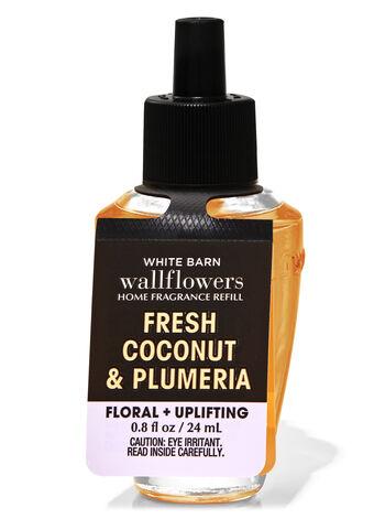 Fresh Coconut & Plumeria Wallflowers Fragrance Refill