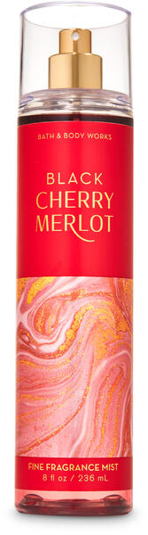 Black Cherry Merlot Fine Fragrance Mist