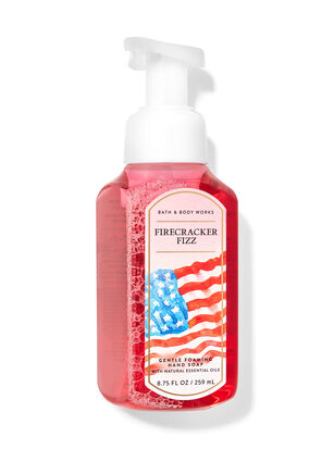 Firecracker Fizz Gentle Foaming Hand Soap