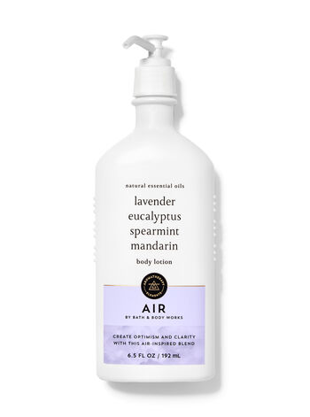 Air Body Lotion