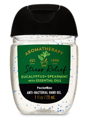 Eucalyptus Spearmint PocketBac Hand Sanitizer