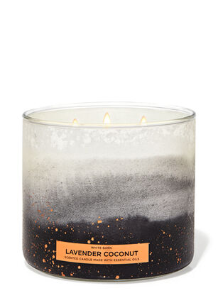 Lavender Coconut 3-Wick Candle