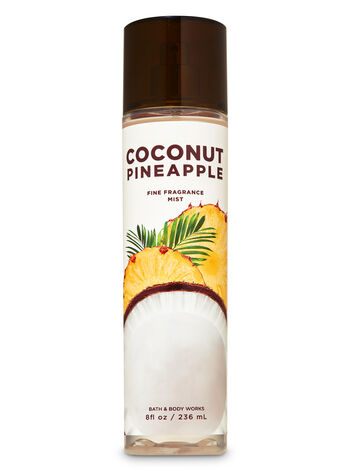 Coconut Pineapple Fine Fragrance Mist - Bath And Body Works