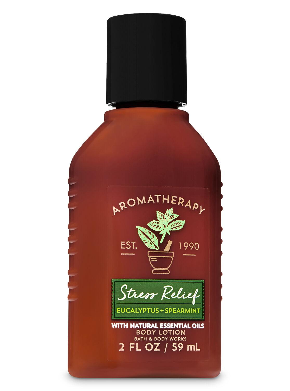 Eucalyptus Spearmint Travel Size Body Lotion Aromatherapy Bath
