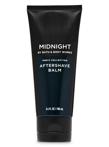 Midnight Aftershave Balm - Bath And Body Works