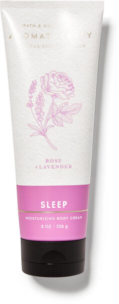 Rose Lavender Body Cream