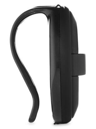 Black Soft Touch Visor Clip Car Fragrance Holder