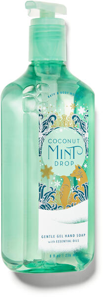 Coconut Mint Drop Gentle Gel Hand Soap