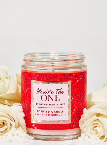 You're the One Single Wick Candle