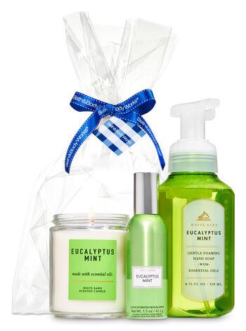 Eucalyptus Mint Sampler Gift Kit - Bath And Body Works